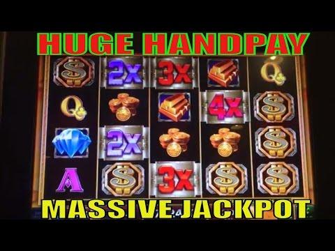★MASSIVE JACKPOT☆INSANE HUGE HANDPAY !☆MEGA VAULT Slot machine (IGT)★Mega Vault Story Again & Again