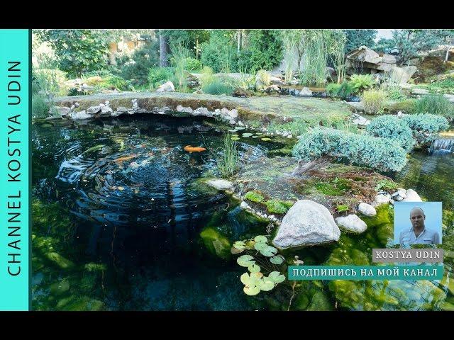 Сад в японском стиле! Финиш строительства (#LANDSCAPE) KOSTYA UDIN LANDSCAPE STUDIO