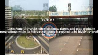 Lagos State University Top # 5 Facts