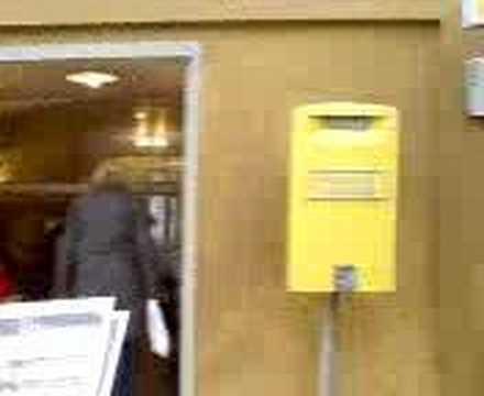 Vatican Post Office