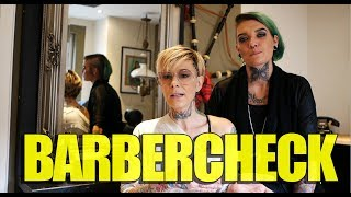 Jessy's Barbergirls Barber Check | BARTMANN