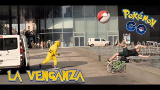 La venganza de Pokémon GO