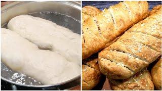 А Вы ВАРИЛИ Хлеб перед выпечкой Идеальный ПРОСТОЙ Рецепт Хрустящего ХЛЕБА Вкусный ДОМАШНИЙ Хлеб