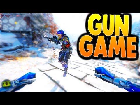 PERFECT GUN GAME STREAK AT RISK! | Black Ops 3