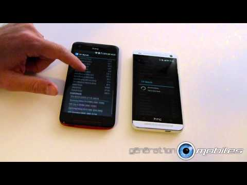 HTC Butterfly S Versus HTC One