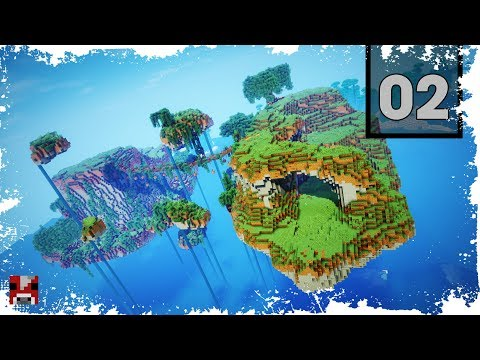 Minecraft Timelapse - Azura Isles! - 02 - (WORLD DOWNLOAD)