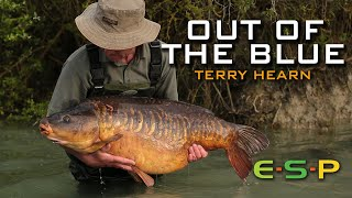 OUT OF THE BLUE | TERRY HEARN | ICONIC CARP FISHING