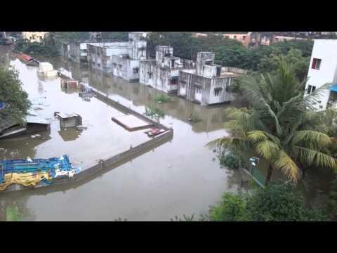 Chennai deluge - Casa XS Manapakkam - 2/12/2015