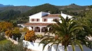 Villa de luxe à louer Espagne bord de mer - Tourisme Vlog