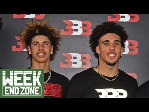 Are LiAngelo & LaMelo Ball Committing Career Suicide in Lithuania? -WeekEnd Zone