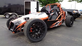 GTR KILLER!? DF Goblin Kit Car - Driven by Goonzquad, Motorhead Garage, Demolition Ranch !