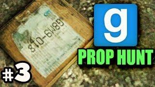 UPS BOX - Gmod PROP HUNT w/Nova, Kevin & Immortal Ep.3