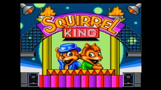 Mega Drive Longplay - Squirrel King