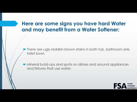 Water Filters Vs Water Softeners What Does Your Home Need