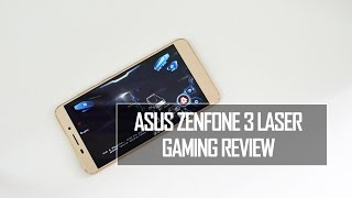 ASUS Zenfone 3 Laser (ZC551KL) Gaming Review (With Heating Test) | Techniqued