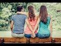 Онлайн гадание Таро  Вокзал для троих  Любовный треугольник две женщины один м