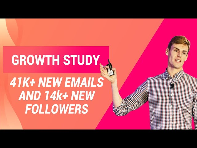 How did Topaz Labs get 44,853 new emails, 14,206 social followers?
