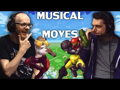Mew2King & Plup Play to the Music of Melee
