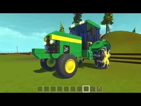 Scrap Mechanic Town  EP 143  Starting the Farm World Download