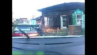 Погоня полиции Иркутск за Toyota Mark II