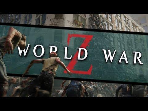 WORLD WAR Z Full ★ Zombie Massen Schlacht ★ WQHD PC ★ Multiplayer Gameplay Deutsch German