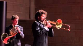 Carnegie Mellon University in Qatar presents C Street Brass