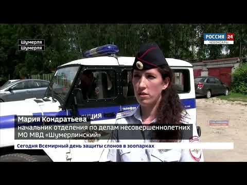 В Шумерле полицейские по горячим следам раскрыли разбойное нападение на местную жительницу