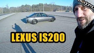 Lexus IS200 2005r. (T#6)
