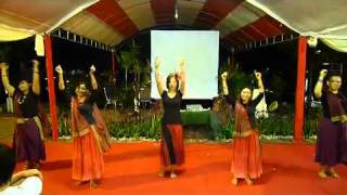 Ali More Anagana - Bollywood dance in indonesia