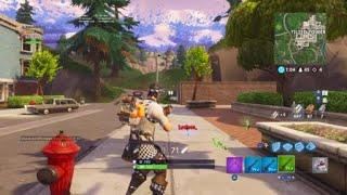 Fortnite battle royale Get turned b@ch