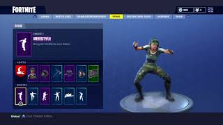Fortnite - FREESTYLE Emote (Dance)