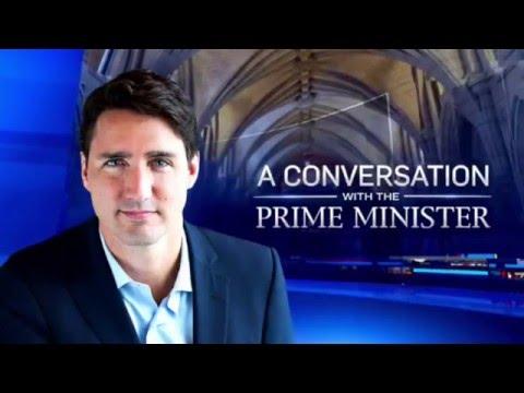 Prime Minister Justin Trudeau - 12 Dec 2015