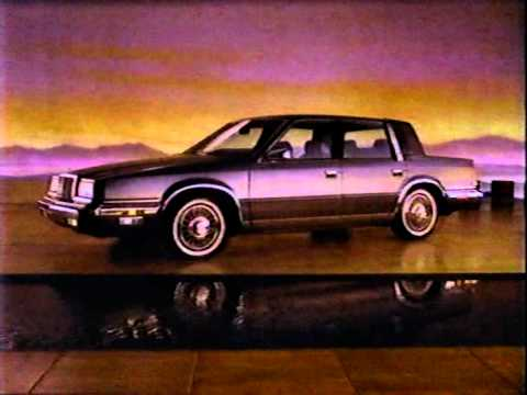 Maritime Chrysler Commercial 1988
