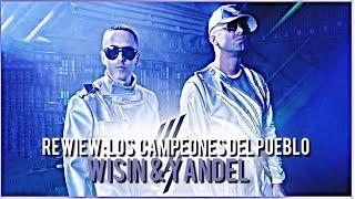 ¡LOS CAMPEONES DEL PUEBLO¡ ¡Analizando El Album¡