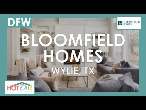 Bloomfield Homes At Stone Ranch In Wylie, TX