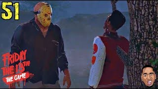 TROLLING JASON! Friday the 13th Gameplay #51