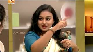 "Annies Kitchen With Malayalam Serial Actress ""Varada Jishin"" 
