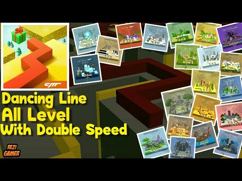 Dancing Line - All Level ( With Double Speed )