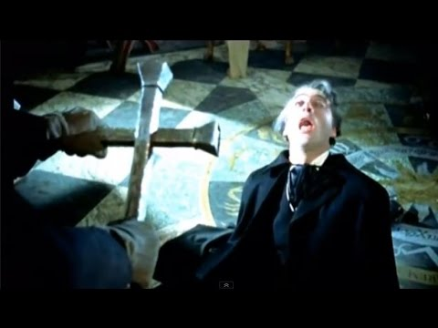 'Dracula' - Death Scene with Christopher Lee & Peter Cushing