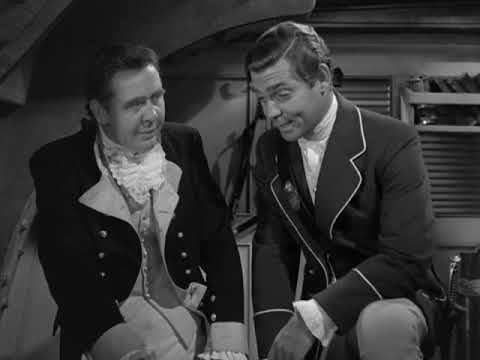Mutiny On The Bounty (Frank Lloyd) - Bligh And Christian Start Of Voyage