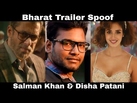 BHARAT TRAILER SPOOF  Salman Khan  Disha Patani  Katrina Kaif  OYE TV