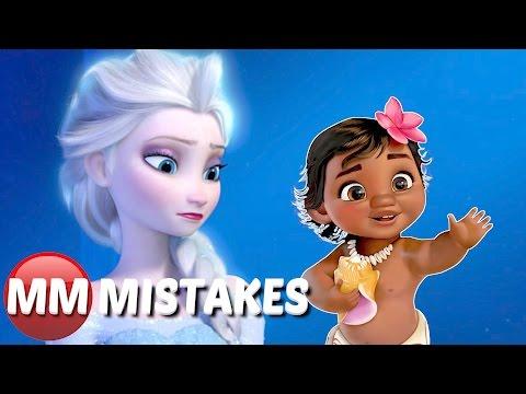 10 Disney Princess MOVIE MISTAKES You Totally Missed |   Princess Movies