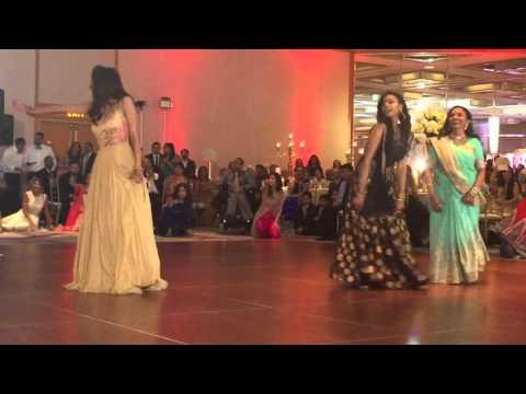 Best Reception Dance || Best Indian Reception Dance #JAYMI - Wedding Dance