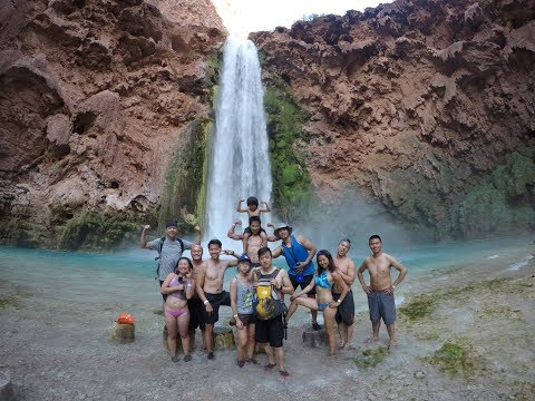 Havasupai falls trip complete guide