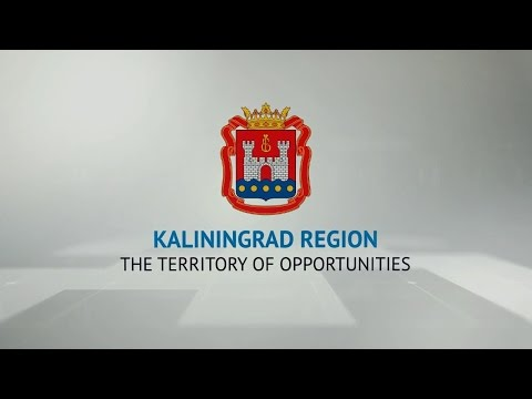 Kaliningrad - the territory of opportunities