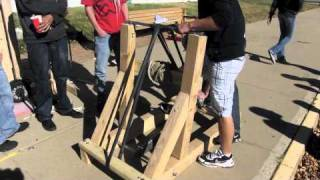 2010 Pumpkin Catapult