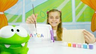 Finger weg von Ayças Bonbons - Ayça schmückt ihre Süßigkeitenbox