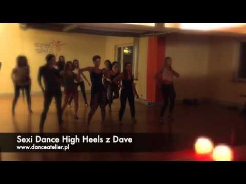 Sexi Dance - High Heels Dance Atelier Gdańsk