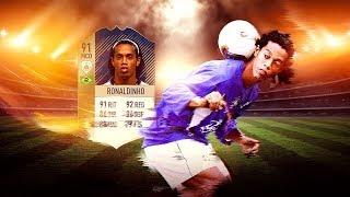 RONALDINHO 91 ICONO | FIFA 18