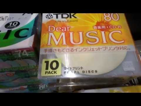 Music CD-R disc